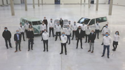 CBRE Global Investors completes Faurecia plant in Pilsen Park West