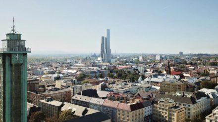 Tallest Czech skyscraper planned for Ostrava