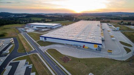 Panattoni expanding Tchibo's Cheb shed to 103,000 sqm