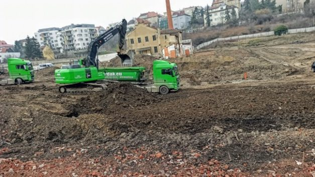 Construction law (finally) passed, Logicor in Błonie