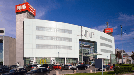 WOOD & Co. buys Aupark as Unibail Rodamco Westfield sell-off continues