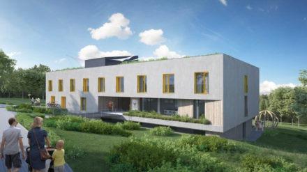 Construction of 1st Czech Ronald McDonald House underway at Motol