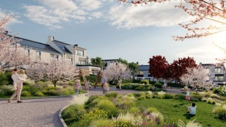 Out-of-Prague demand driving Getberg's East Gardens project