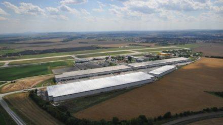 Panattoni leases to Marmon, Vlček buys Cibulka (and more)