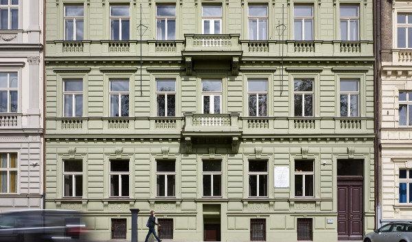 Zeitraum debuts serviced apartment line near Wenceslas Sq.