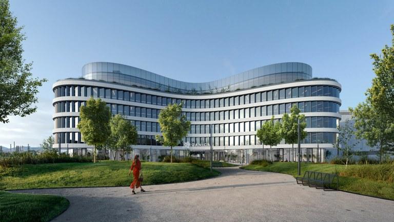 Contera lines up TietoEVRY for Organica office project in Ostrava