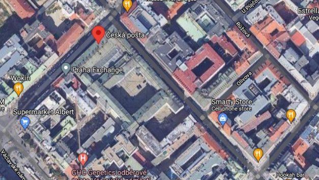 Česká pošta confirms plan to sell massive HQ in Prague 1
