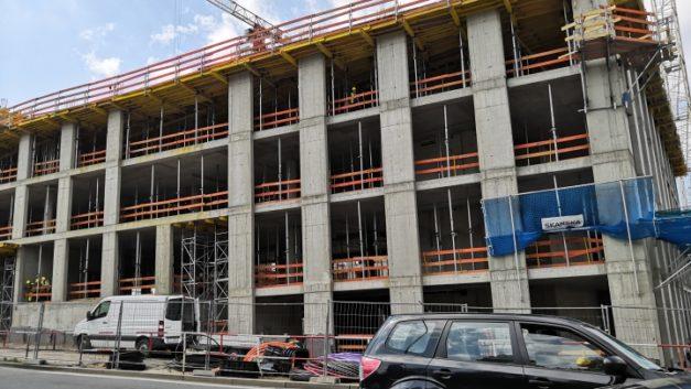 Huge inflation spike slams construction sector