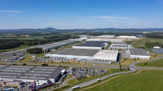 Bosch leases 15,000 sqm at CTPark Bor
