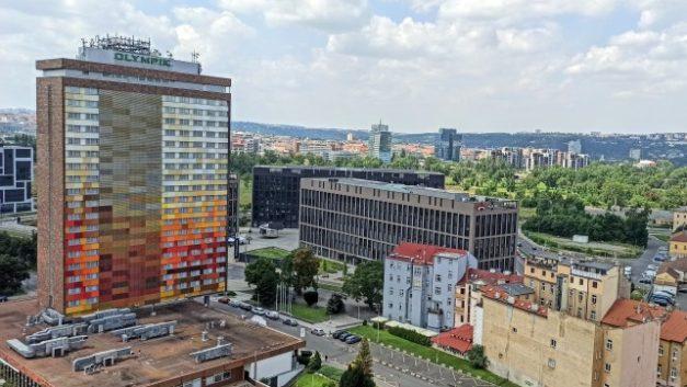 Prague hotel occupancy lowest in Europe