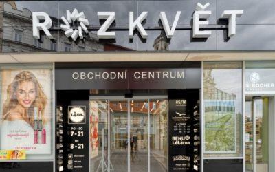 RSBC transforming Rozkvět building in central Brno