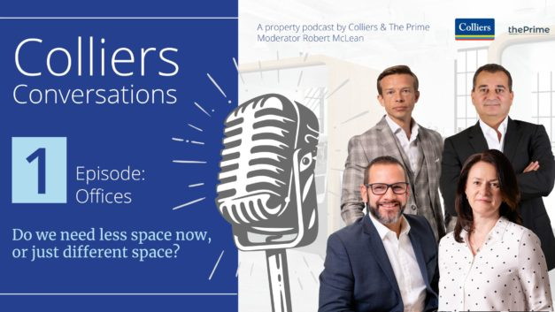 Colliers Conversations Podcast – Episode 1: Office decisions