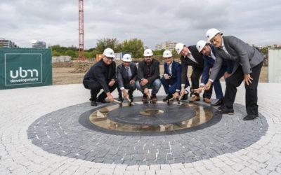 UBM Development begins construction on Arcus City